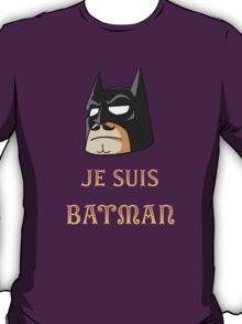 Je Suis Batman T-Shirt