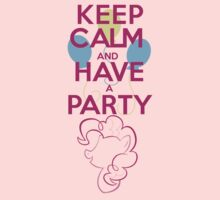 Keep Calm and Have a Party by GoldFox21