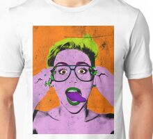 Miley Warhol Unisex T-Shirt