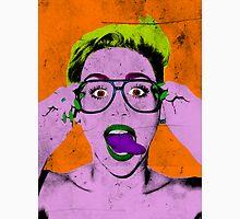 Miley Warhol Unisex T-Shirt