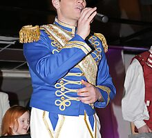 Matt Lapinskas from Eastenders in Cinderella by Keith Larby