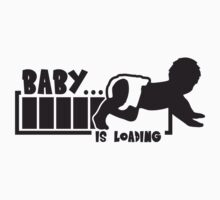 Baby Is Loading Boy by Style-O-Mat