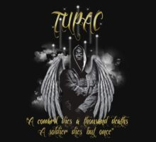 Tupac Angel by viperbarratt