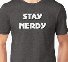Stay Nerdy Unisex T-Shirt