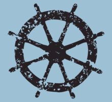 Wheel (Patina) by theshirtshops