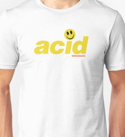 Acid Smiley Unisex T-Shirt