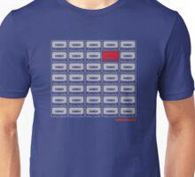 Cassette Tape Art Unisex T-Shirt