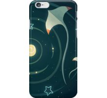 Space Ray iPhone Case/Skin