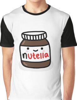 Nutella Jar Graphic T-Shirt