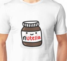 Nutella Jar Unisex T-Shirt