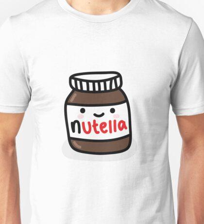 Nutella Jar Unisex T-Shirt