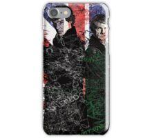 Sherlock & Watson iPhone Case/Skin