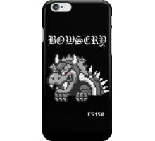 Bowsery iPhone Case/Skin