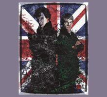 Sherlock & Watson Kids Tee