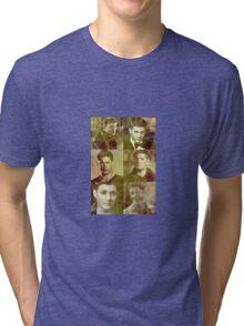 Dean Winchester Fire Tri-blend T-Shirt