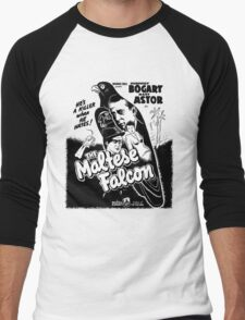 The Maltese Falcon Men's Baseball ¾ T-Shirt