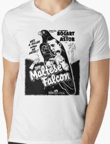 The Maltese Falcon Mens V-Neck T-Shirt