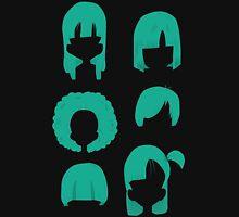 Evolution of Bulma's Hair Unisex T-Shirt