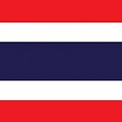 Smartphone Case - Flag of Thailand 3  by Mark Podger
