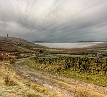 Mist over Todmorden by fotohebden