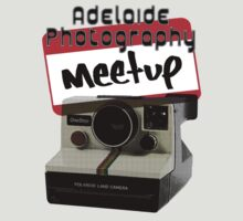 Adelaide Meetup Group T-shirt 2 by Ersu Yuceturk