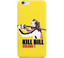 Kill Bill iPhone Case/Skin