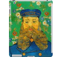 Vincent Van Gogh - Portrait of Joseph Roulin, 1889 iPad Case/Skin