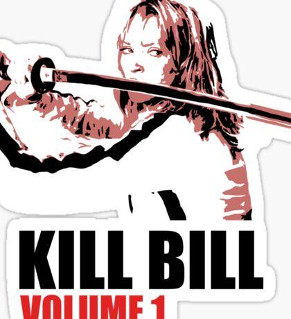 Kill Bill Sticker