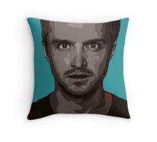 Jesse Pinkman Bitch! Throw Pillow