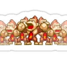 Donkey Kong! Sticker