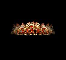 Donkey Kong! by Kokkoli