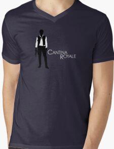 Cantina Royale Mens V-Neck T-Shirt