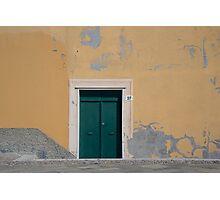 The doors we open  Photographic Print