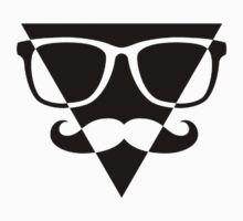 Hipster Triangle by Rob DelZotto