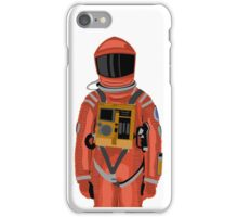 Dave the astronaut from 2001: A Space Odyssey iPhone Case/Skin