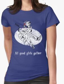 Bioshock - Good Girls Gather Womens Fitted T-Shirt