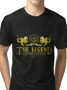 The Greatest hero of all time Tri-blend T-Shirt