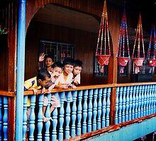 Boys from Borneo by jonlenton