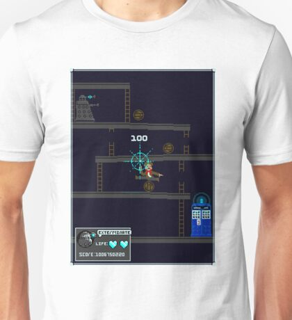 Who is in the 80s Unisex T-Shirt