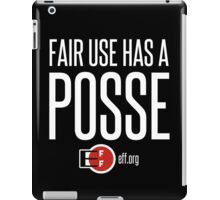 Posse iPad Case/Skin