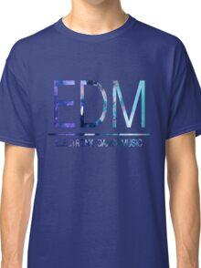 EDM - Texture Classic T-Shirt