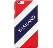 Smartphone Case - Flag of Thailand 6 iPhone Case/Skin