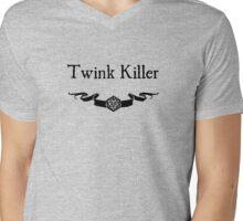 DnD Twink Killer Mens V-Neck T-Shirt