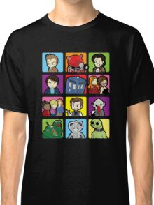Doctor Squares Classic T-Shirt
