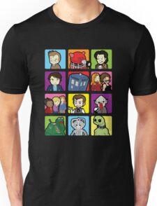 Doctor Squares Unisex T-Shirt