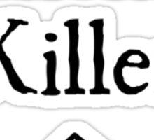 WoD Munchkin Killer Sticker