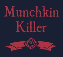 WoD Munchkin Killer - Red by Serenity373737