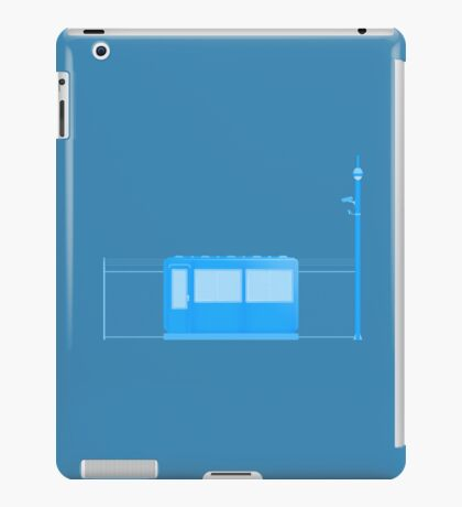 Site Security iPad Case/Skin