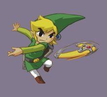 Link throwing  Kids Tee