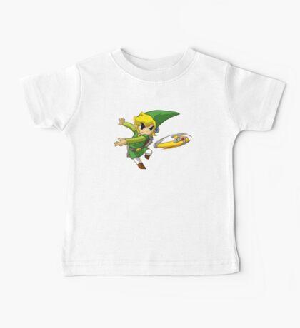 Link throwing  Baby Tee